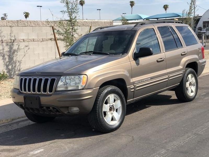 Jeep Grand Cherokee 2001 price $3,000