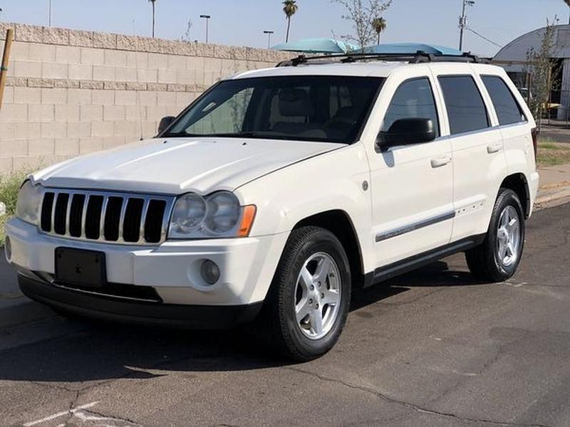 Jeep Grand Cherokee 2005 price $3,800