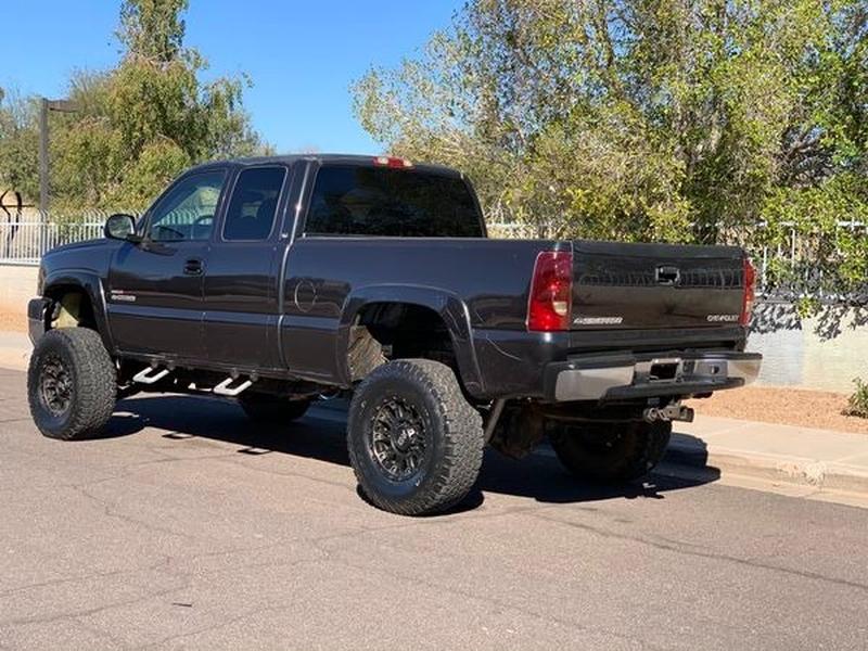 Chevrolet Silverado 2500HD 2003 price $0