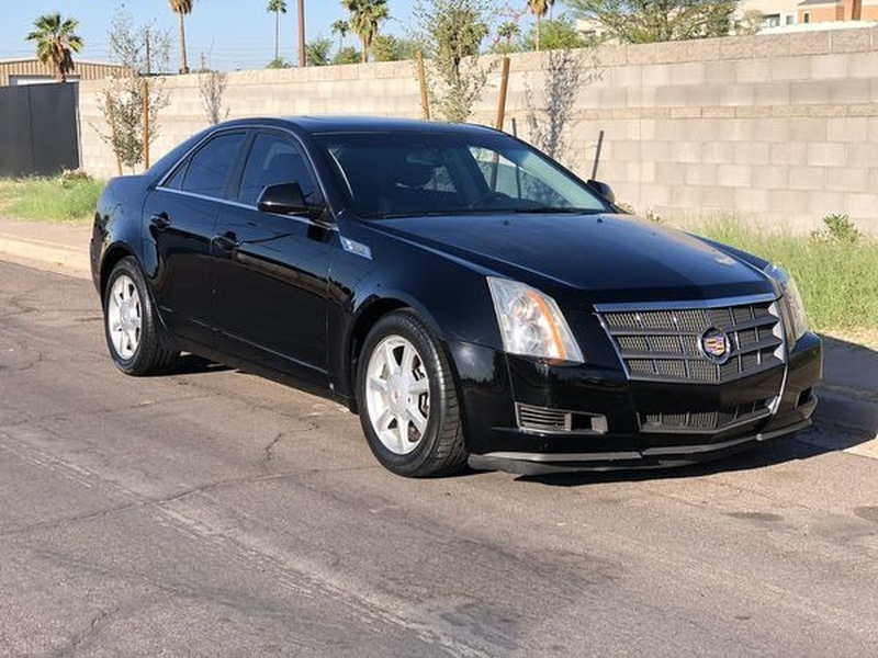Cadillac CTS 2008 price $5,300