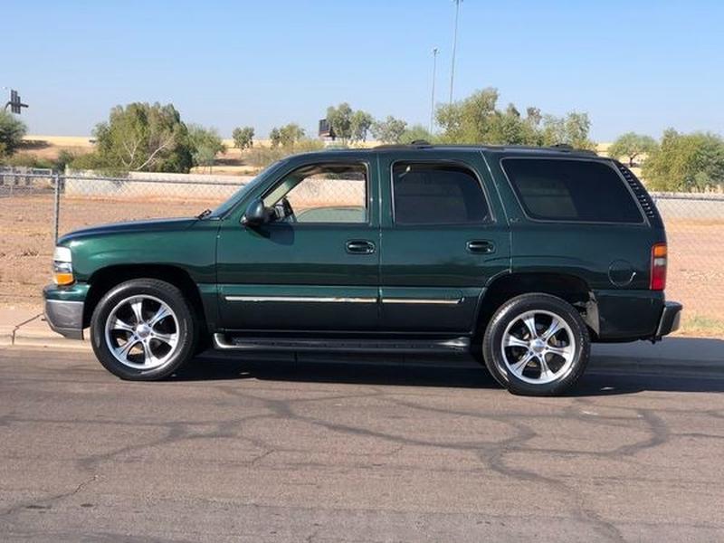 Chevrolet Tahoe 2001 price $3,800