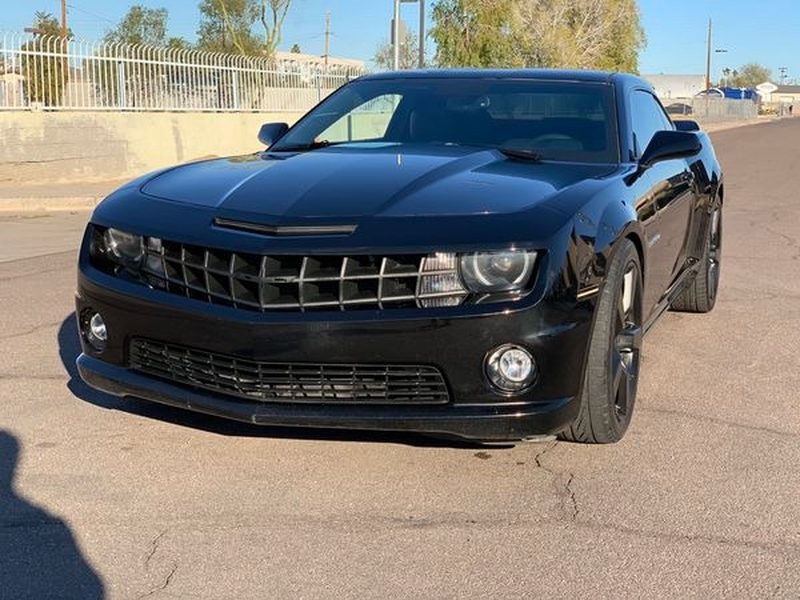 Chevrolet Camaro 2011 price $22,800