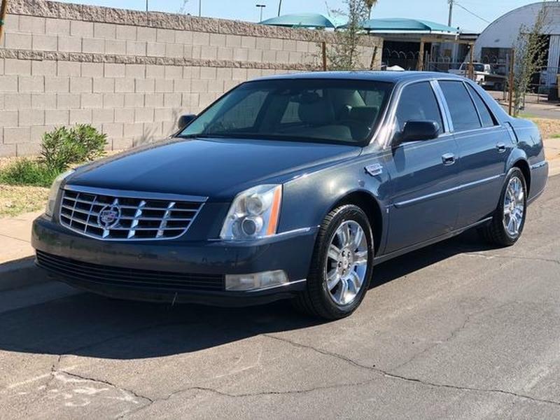 Cadillac DTS 2008 price $4,500