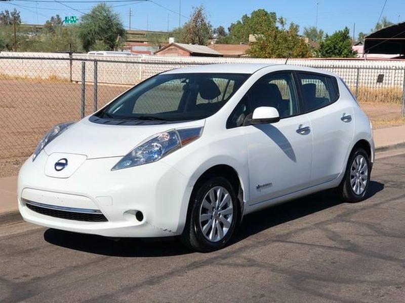 Nissan LEAF 2014 price $5,800