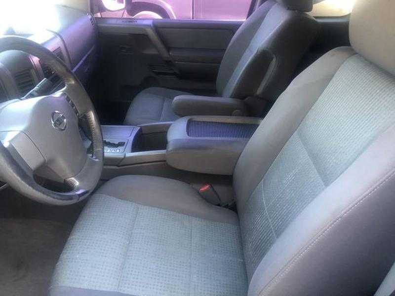 Nissan Titan 2005 price $8,800