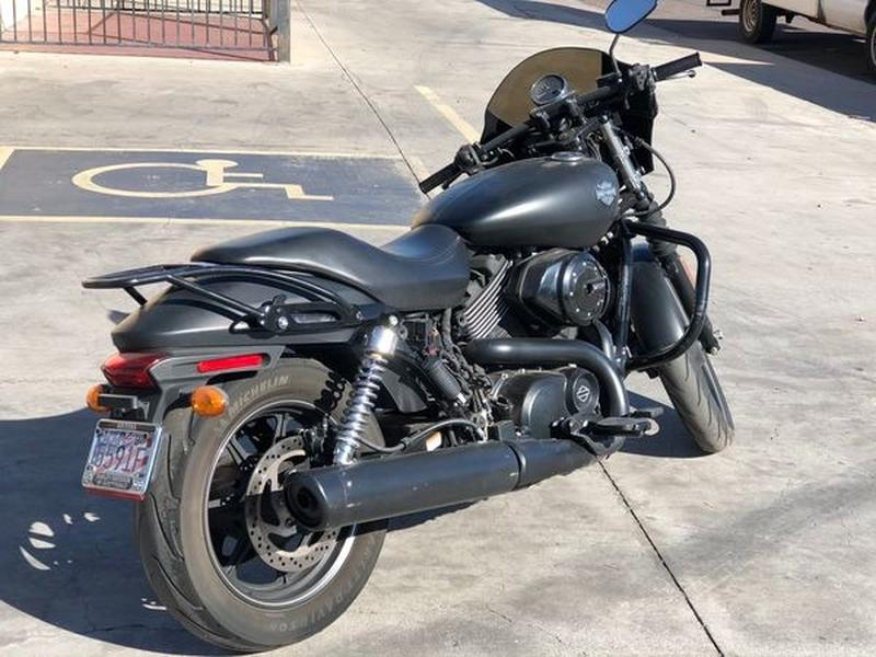 Harley-Davidson XG750 2015 price $3,000
