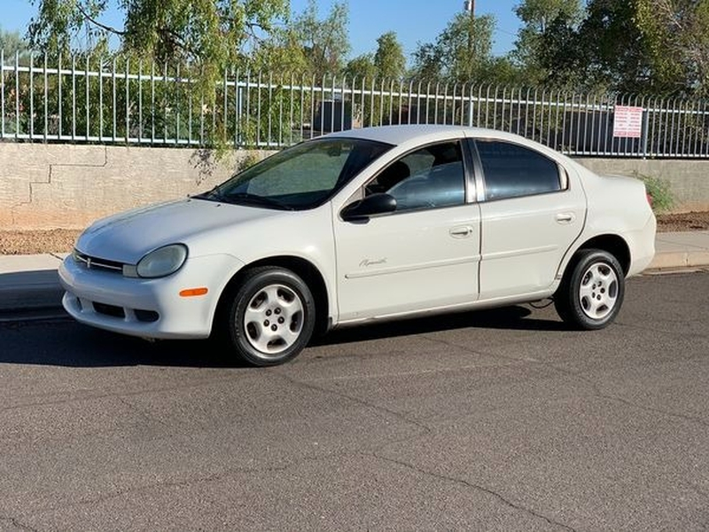 Plymouth Neon 2001 price $2,500
