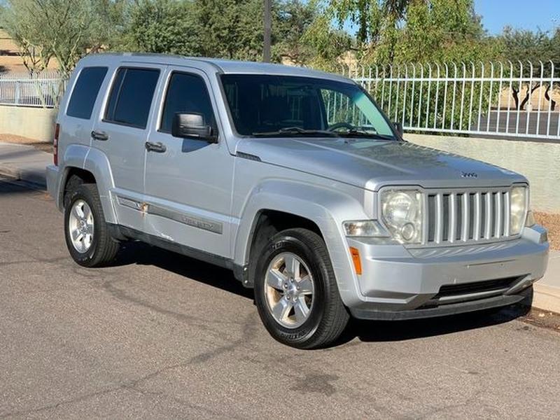 Jeep Liberty 2011 price $5,800