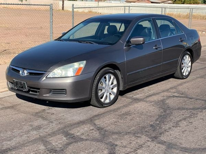 Honda Accord Sdn 2006 price $4,500