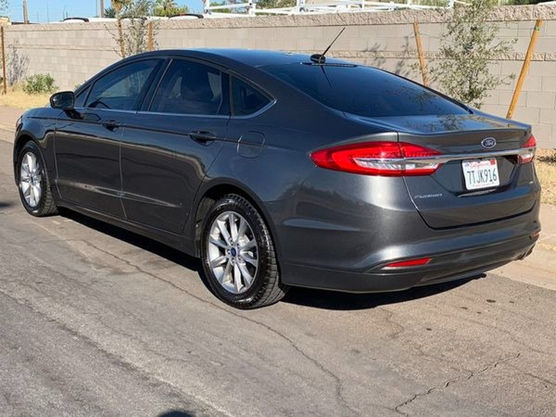 Ford Fusion 2017 price $8,500