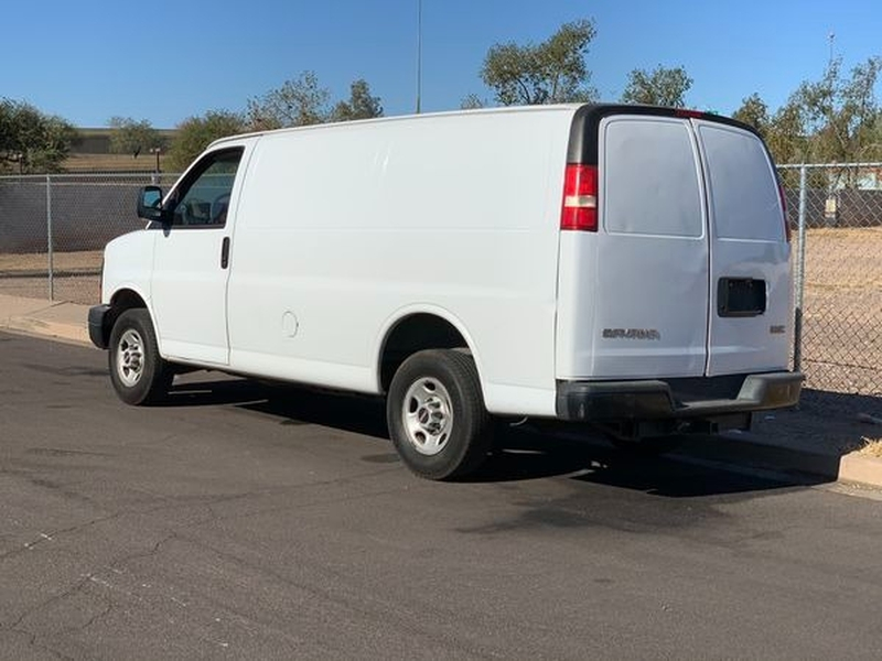 GMC Savana Cargo Van 2008 price $3,500