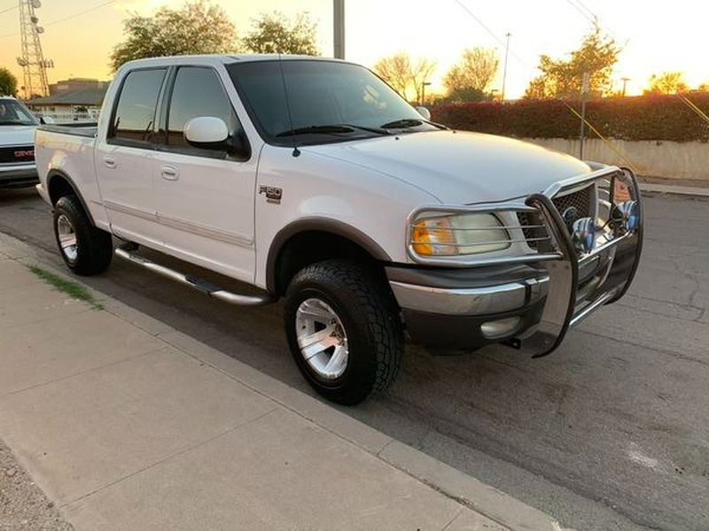 Ford F-150 2002 price $5,800