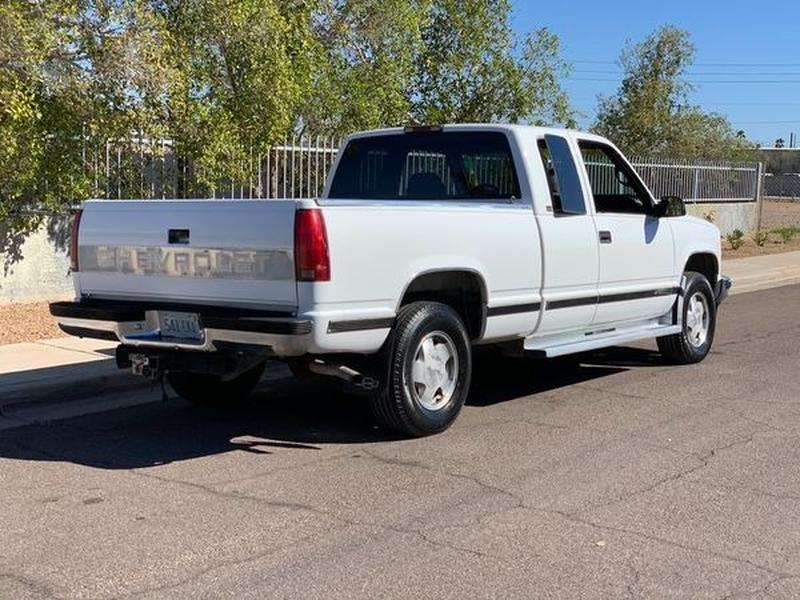 Chevrolet C/K 1500 1997 price $6,800