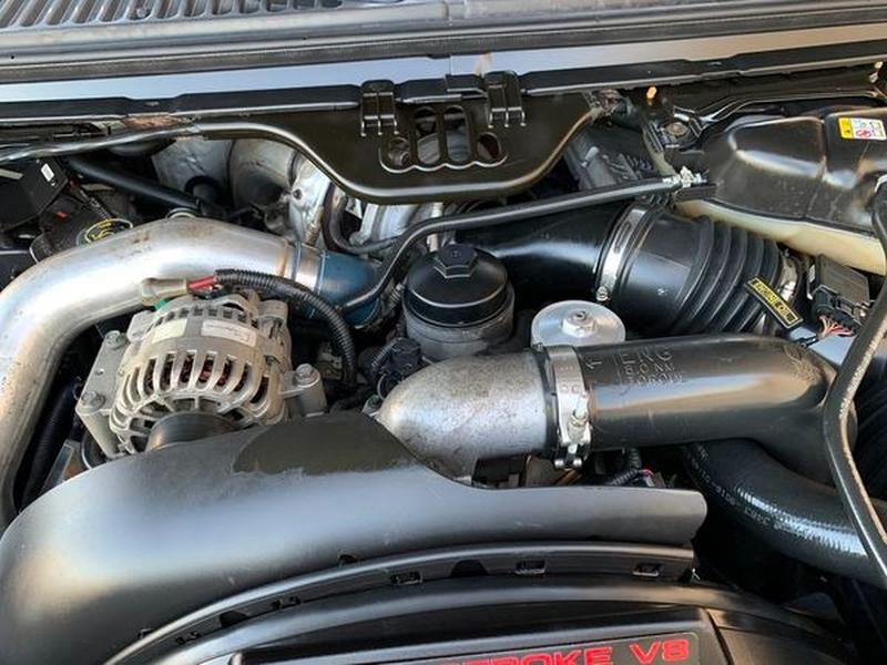 Ford Super Duty F-250 2004 price $21,000
