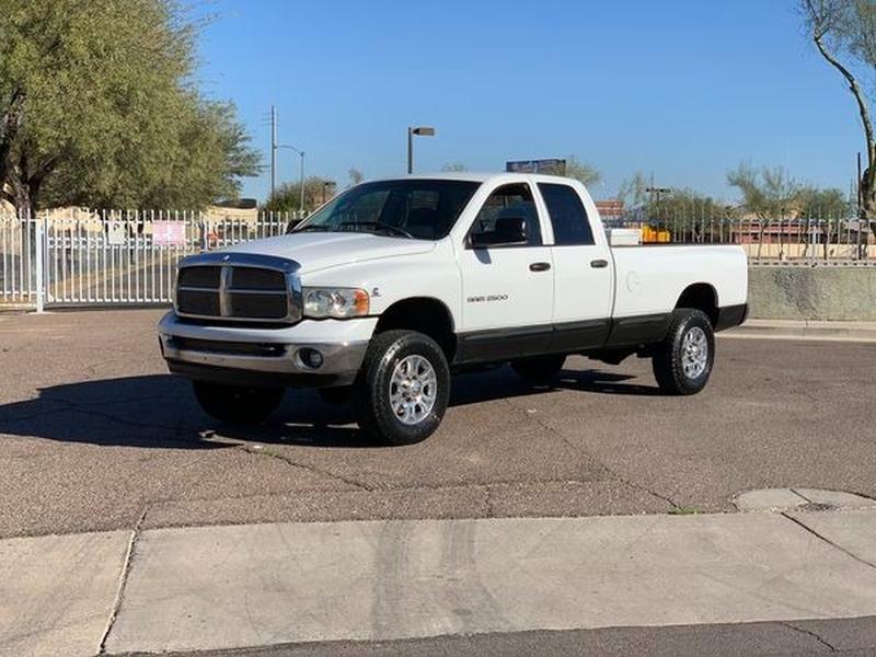 Dodge Ram 2500 2004 price $14,000