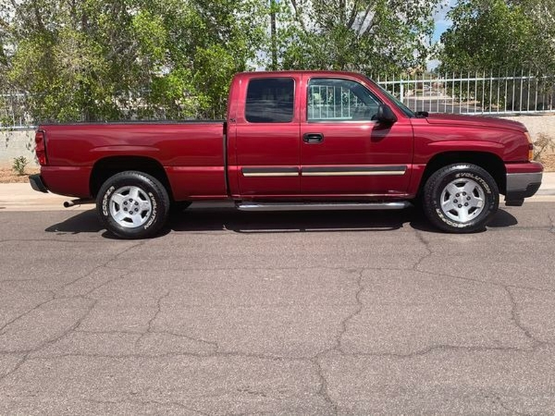 Chevrolet Silverado 1500 Classic 2007 price $10,800