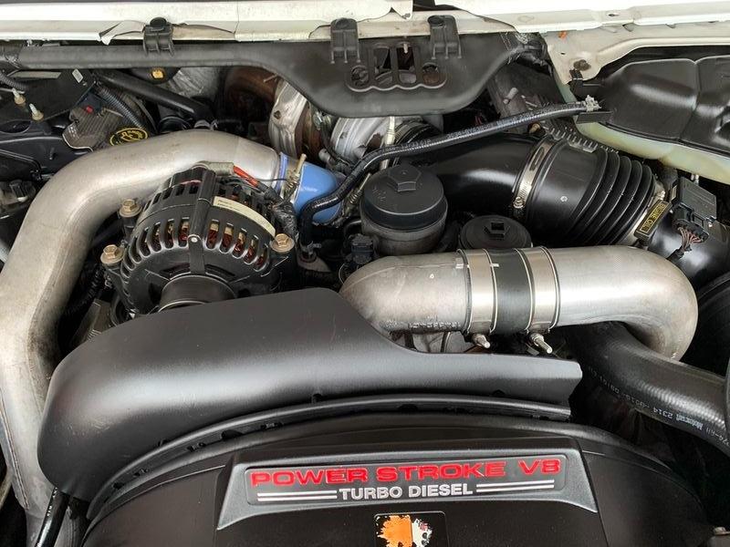 Ford Super Duty F-250 2005 price $13,500