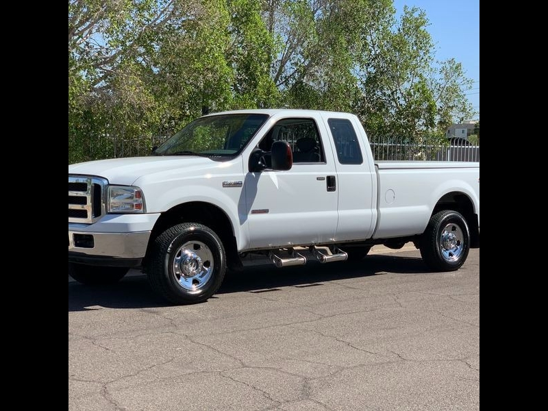 Ford Super Duty F-250 2007 price $18,000