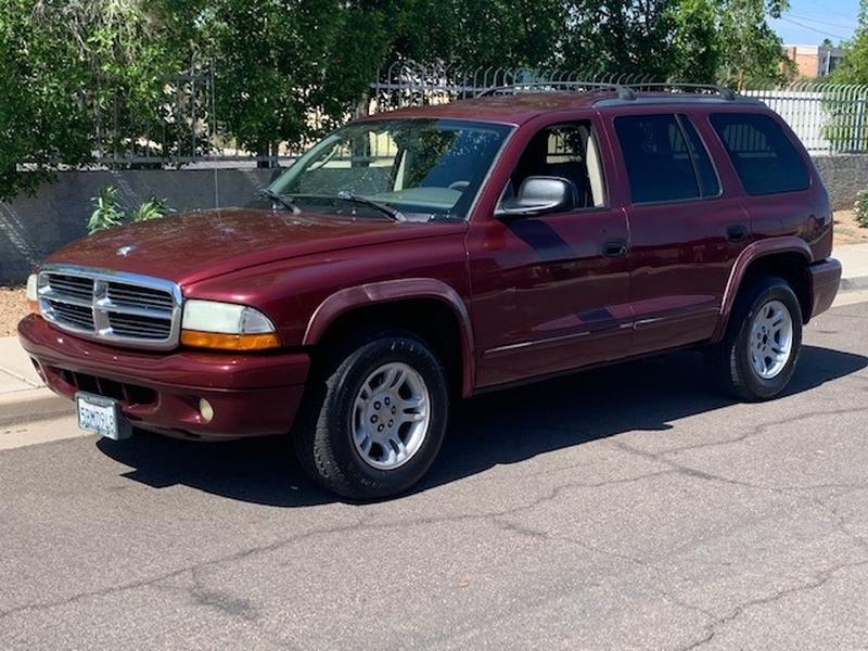 Dodge Durango 2003 price $3,800