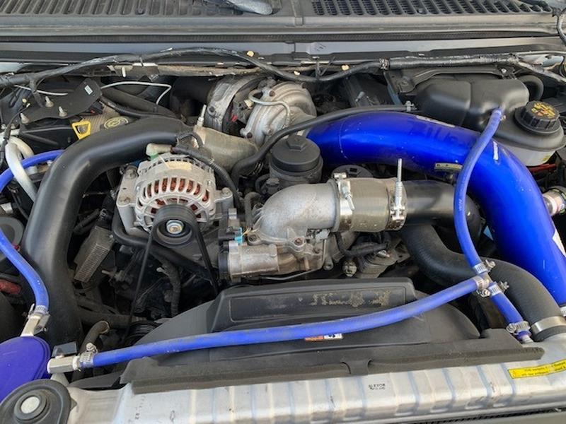 Ford Super Duty F-250 2004 price $10,800