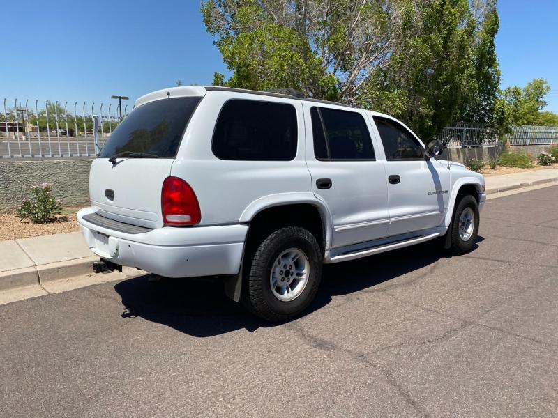 Dodge Durango 1998 price $3,800