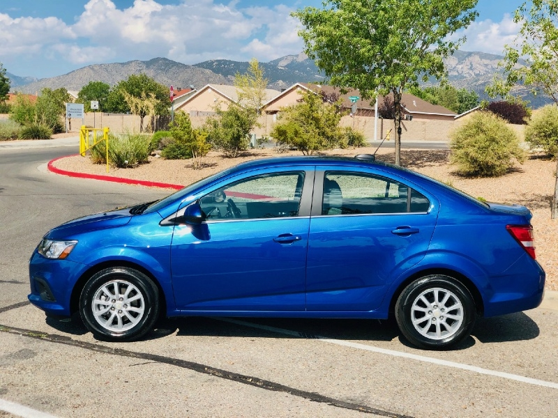 Chevrolet Sonic 2019 price $12,500