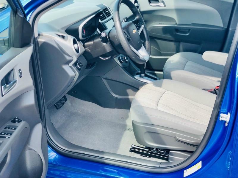 Chevrolet Sonic 2019 price $11,950