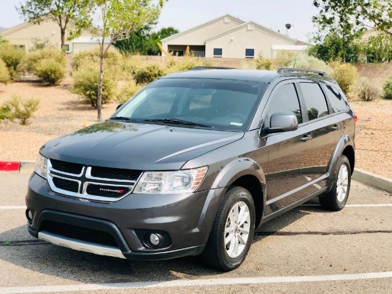 Dodge Journey 2018 price $13,950