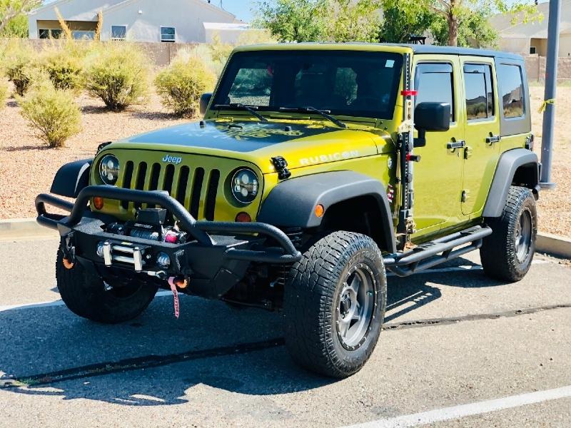Jeep Wrangler 2008 price $14,950