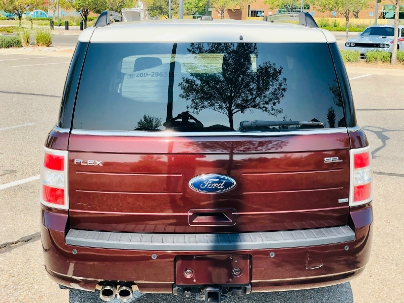 Ford Flex 2009 price $8,950