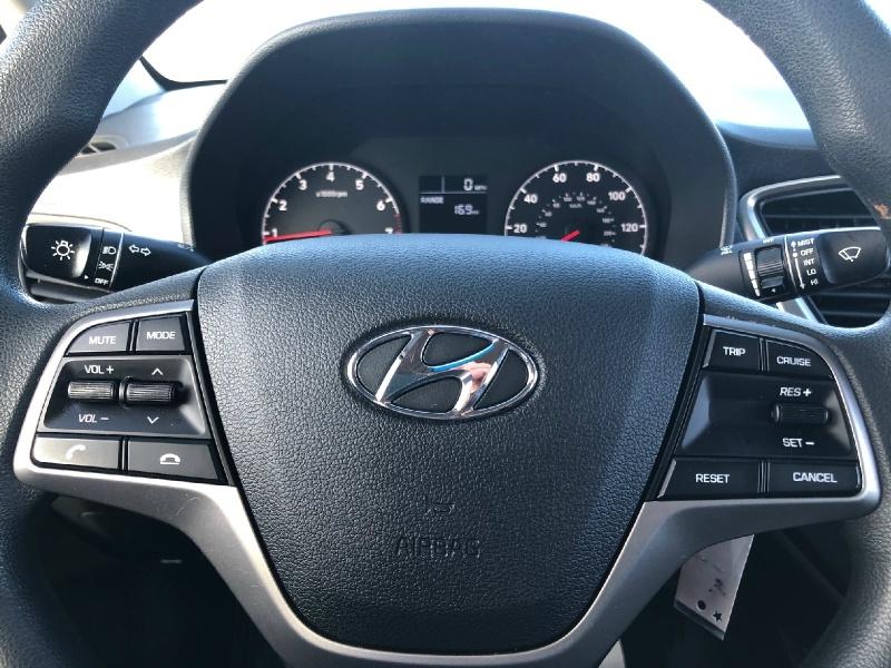 Hyundai Accent 2018 price $9,950