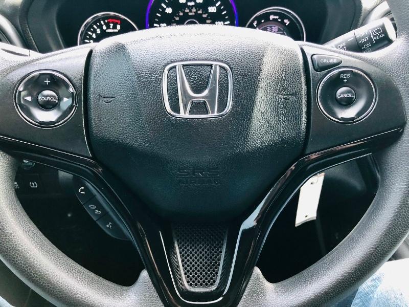 Honda HR-V 2016 price $10,945