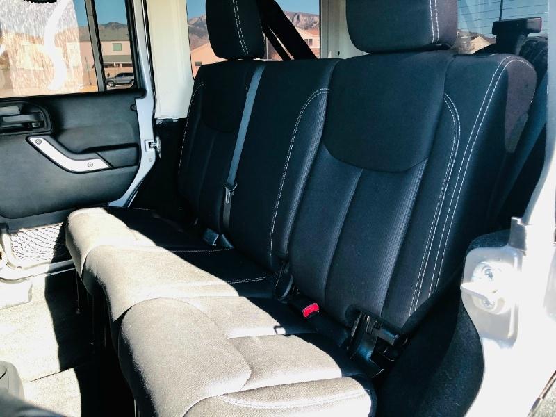 Jeep Wrangler Unlimited 2014 price $22,950