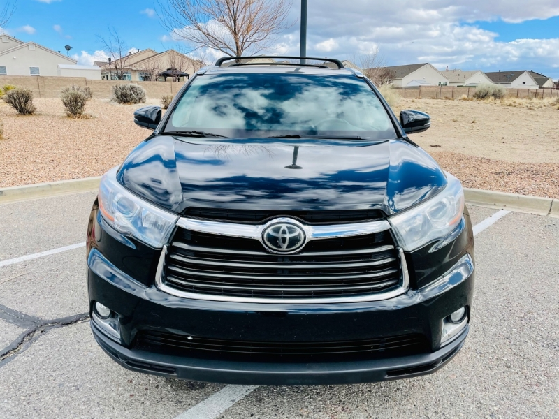 Toyota Highlander 2014 price $21,940