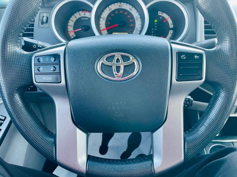 Toyota Tacoma 2013 price $24,950
