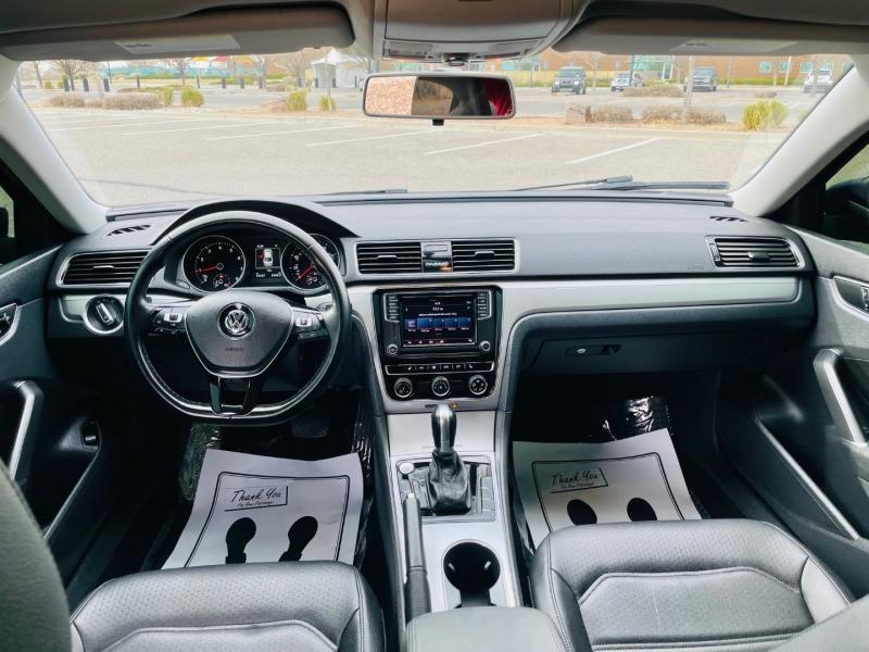 Volkswagen Passat 2019 price $16,750