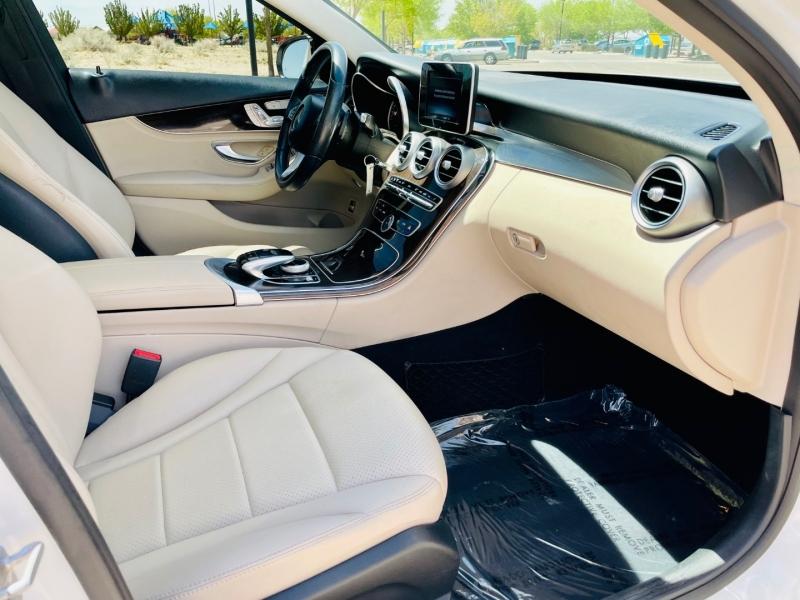 Mercedes-Benz C-Class 2015 price $21,950