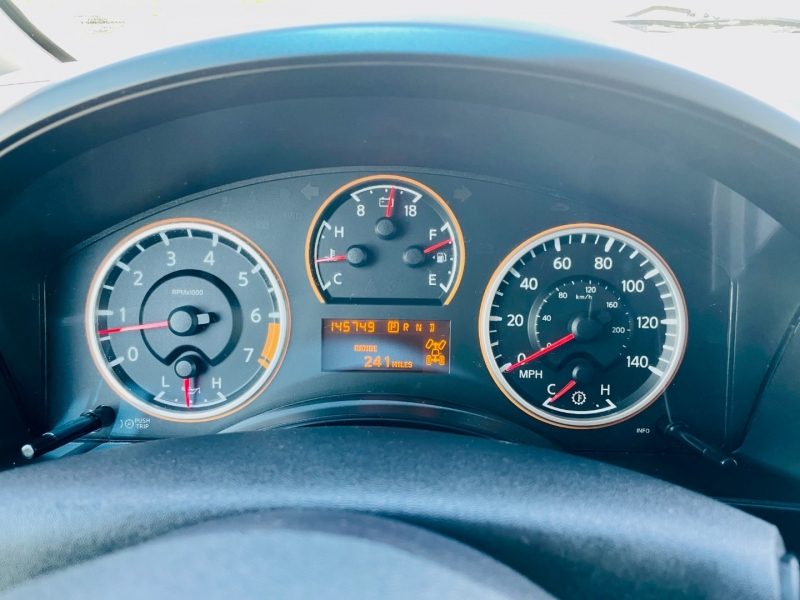 Nissan Titan 2010 price $13,950