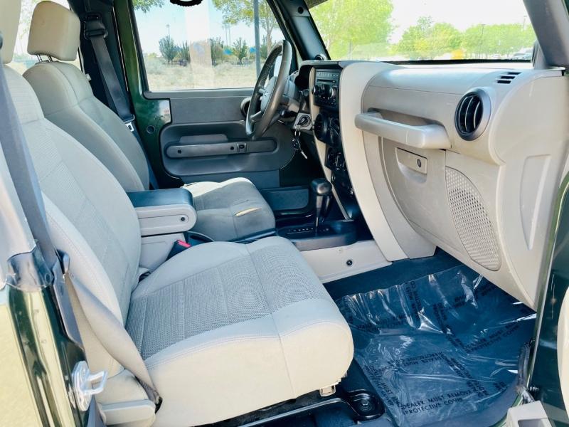 Jeep Wrangler 2007 price $19,950