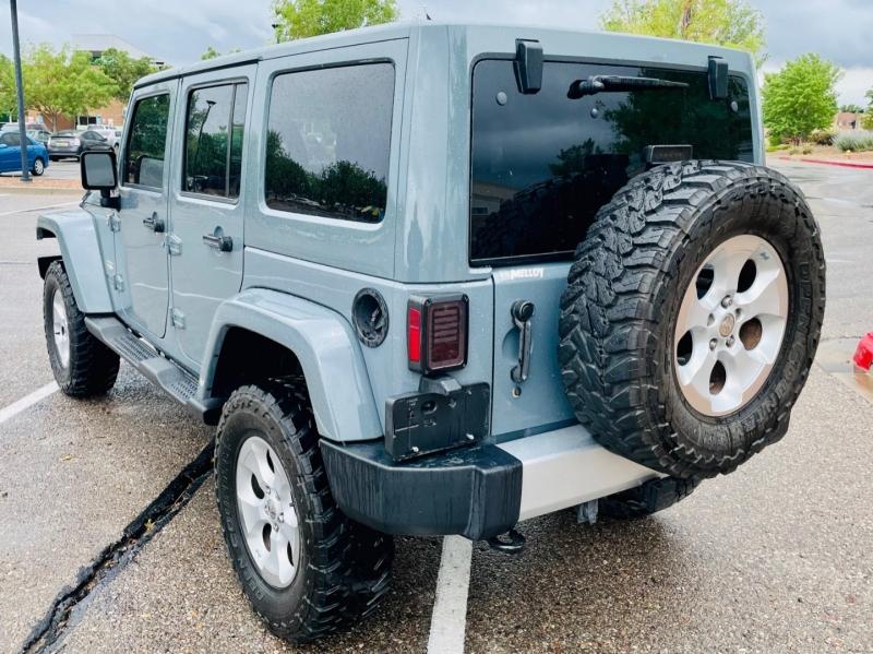 Jeep Wrangler Unlimited 2014 price $29,950
