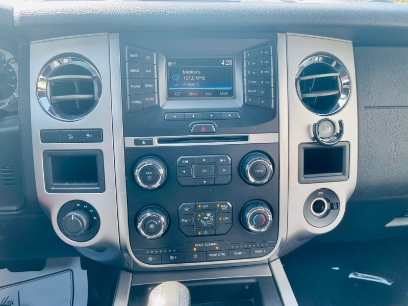 Ford Expedition EL 2017 price $21,850