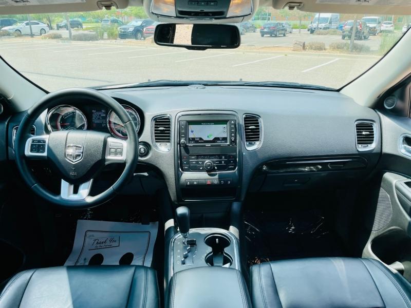 Dodge Durango 2012 price $14,950