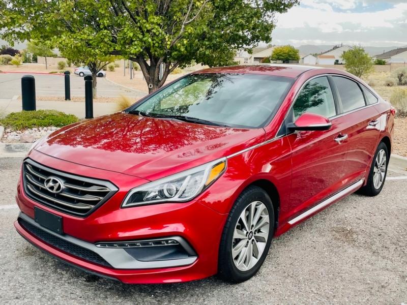 Hyundai Sonata 2016 price $15,900