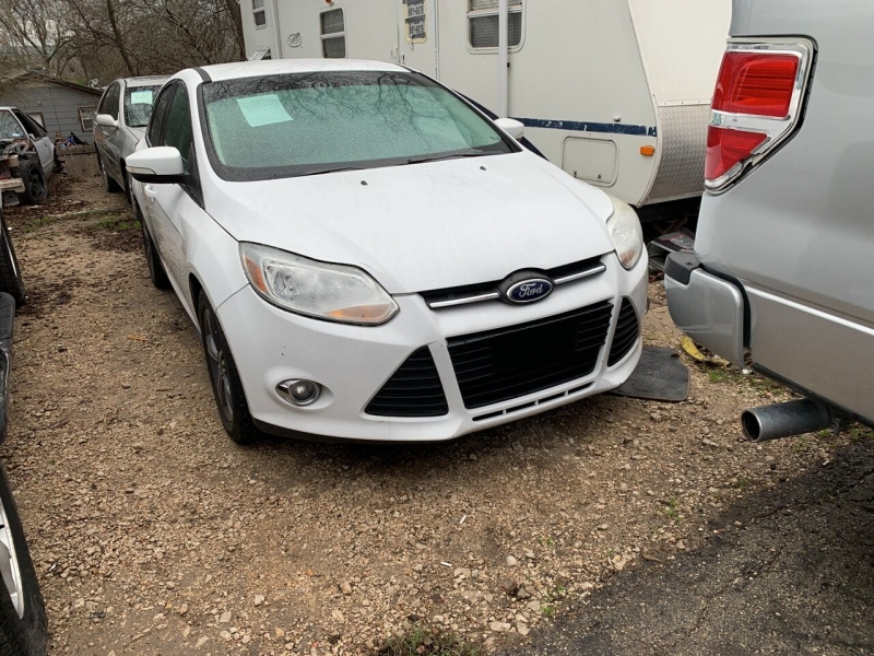 Ford Focus 2014 price $6,900