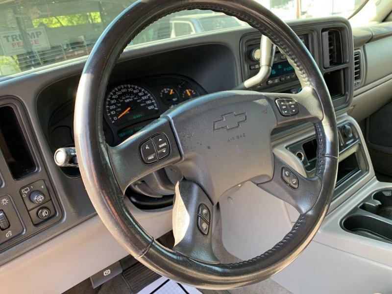 Chevrolet Tahoe 2005 price $7,500