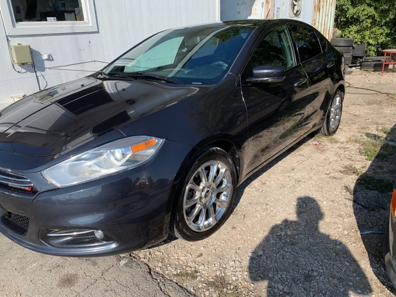 Dodge Dart 2013 price $8,395