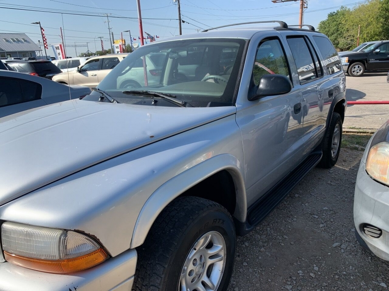 Dodge Durango 2003 price $4,950