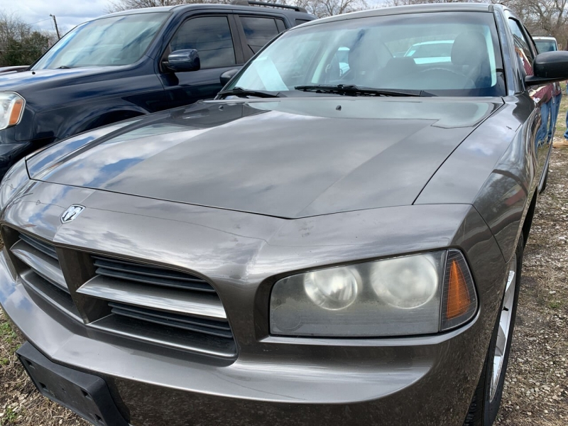Dodge Charger 2009 price $5,950