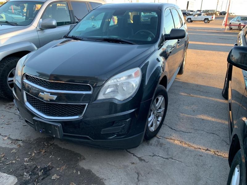 Chevrolet Equinox 2014 price $11,450
