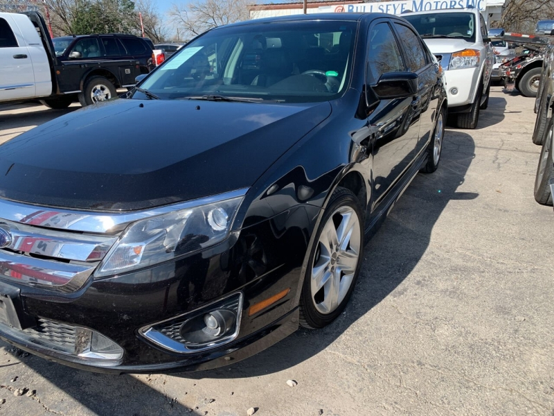 Ford Fusion 2010 price $11,500